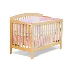Richmond Convertible Crib Natural Maple Atlantic Furniture