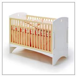 Bebe Crib - White