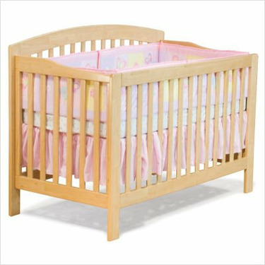 Atlantic Furniture Richmond Bedroom Series Richmond Convertible Crib