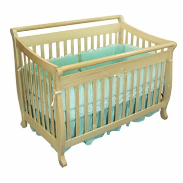 Athena Amy 3-in-1 Convertible Crib (Natural)