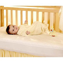 Sealy ProGuard Waterproof Crib Pad 2-pack