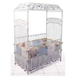 Corsican Kids 41124 Paris Canopy Crib