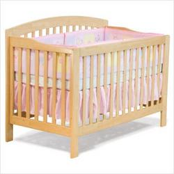 Atlantic Furniture Richmond Bedroom Series Richmond Convertible Crib Set