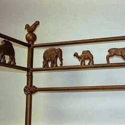 ANIMAL CRACKER CRIB