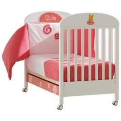 Azur Birikino Line Roby Crib