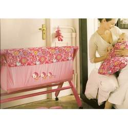Nursery Baby Crib. Chip Chip Collection.