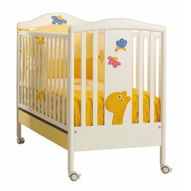 Azur Savana Line Giraffe Crib