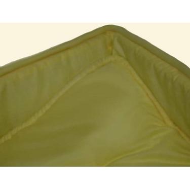 Portable / mini crib set - Solid Yellow Portable / Mini Crib Set - Made In USA