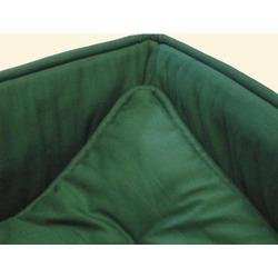Portable / mini crib set - Solid Hunter Green Portable / Mini Crib Set - Made In USA