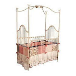 Corsican Kids 41652 Canopy Crib