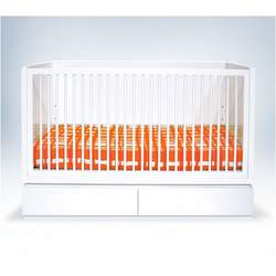 ducduc DYL-CCRIB Dylan Convertible Crib