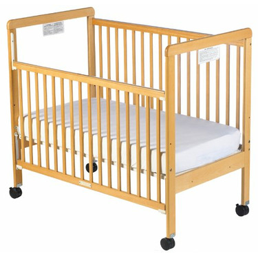 Foundations Serenity Full Size Drop Side Crib