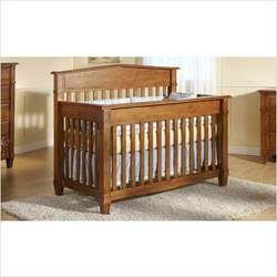 PALI 500 Tuscan 4-in-1 Convertible Crib