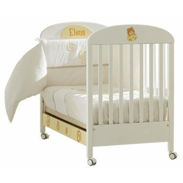 Azur Birikino Line Yoghy Crib