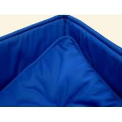 Portable / mini crib set - Solid Royal Blue Portable / Mini Crib Set - Made In USA
