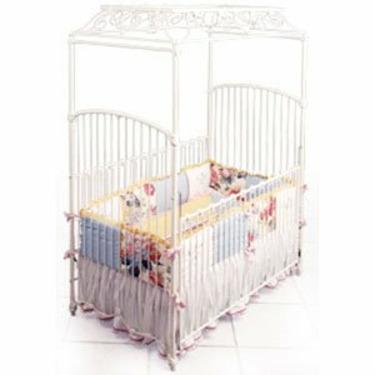Corsican Kids 41108 Canopy Crib