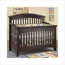 Sorelle 3300 Set Isabella 4-in-1 Convertible Crib Nursery Set