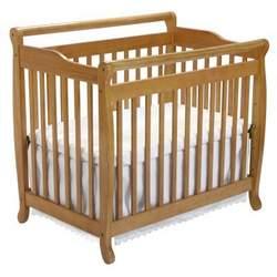 DaVinci Emily I Mini 2-in-1 Convertible Baby Crib Collection - MDB052