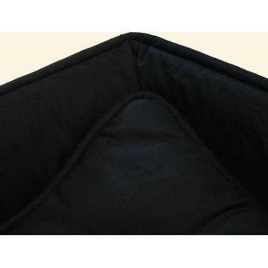Portable / mini crib set - Solid Black Portable / Mini Crib Set - Made In USA