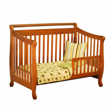 Athena Amy 3 in 1 Crib in Pecan