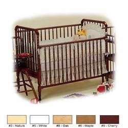 JENNY LIND STYLE CRIB - Natural