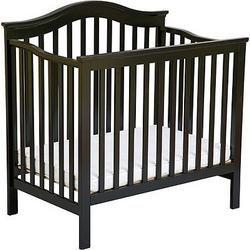 Liberty Mini Crib by Delta - Black