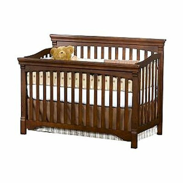 Child Craft Arbor Gate Lifetime 3-in-1 Convertible Baby Crib Collection - IK121