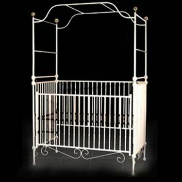 Corsican Kids 6262 Canopy Crib