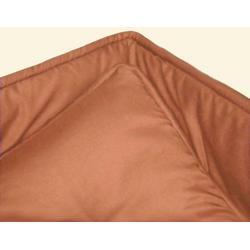 Portable / mini crib set - Solid Peach Portable / Mini Crib Set - Made In USA