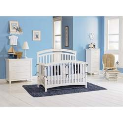 Bassettbaby Mission Bay 4-in-1 Convertible Crib Collection - BST032
