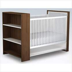ducduc AJ Crib- / AJ 3-drawer changer AJ Crib & Drawer Changer Set