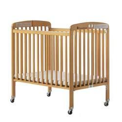 Hideaway Folding Full-Size Crib