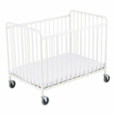 Foundations StowAway Steel Folding Crib