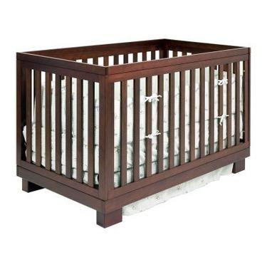 Babyletto Modo 3 in 1 Convertible Crib Espresso - MDB117-1
