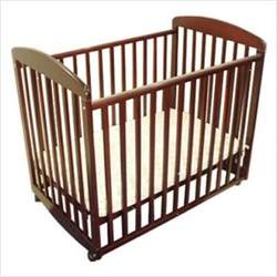 Athena Mya Mini Crib in Cherry