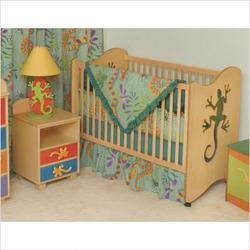 Little Lizards 2-in-1 Crib