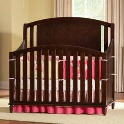 Bassettbaby Lenox Park 4-in-1 Convertible Crib Collection (Crib Only) - BST052