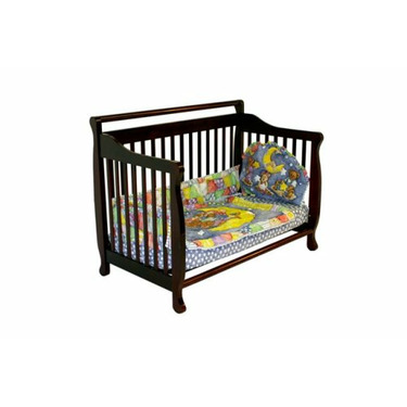 Life Style 4 in 1 Crib - Cherry