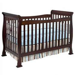 JCPenney Reagan 4-1 Convertible Crib by DaVinci - Cherry, Coffee
