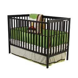 Dream On Me Madison 2 in 1 Covertible Crib, Espresso