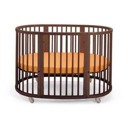 Stokke Sleepi Crib Walnut