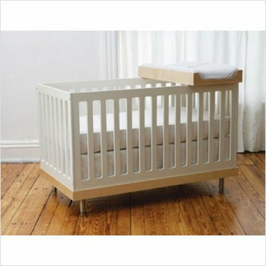 Classic Convertible Crib Finish: Natural Birch