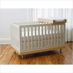 Classic Convertible Crib Finish: Natural Birch