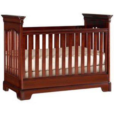 Young America SSC-1400-21 2 piece Seasons Stationary Slat Crib