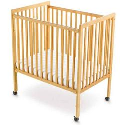 Compact Fixed Side Crib Clearview