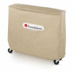 Foundations 97NNT0 Crib Saver Crib Cover - Compact - Natural Color