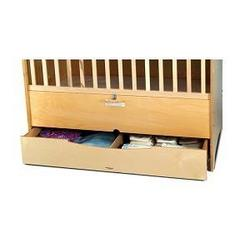 Whitney Bros WB4901 Drawer for The Double Decker Crib