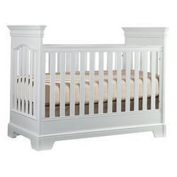 Young America SSC-1400-B2 2 piece Seasons Stationary Slat Crib