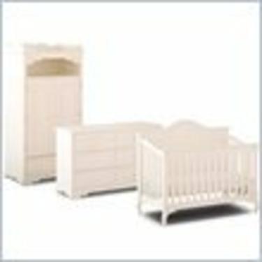 Status Furniture Somerset Convertible Wood Crib Furniture Set