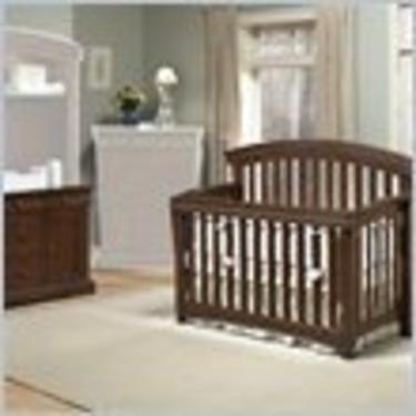 Westwood Design Stratton 4-in-1 Convertible Wood Crib Set